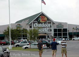 Bass Pro Shops Outdoor World Myrtle Beach