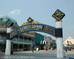 Broadway at the Beach - Celebrity Square
